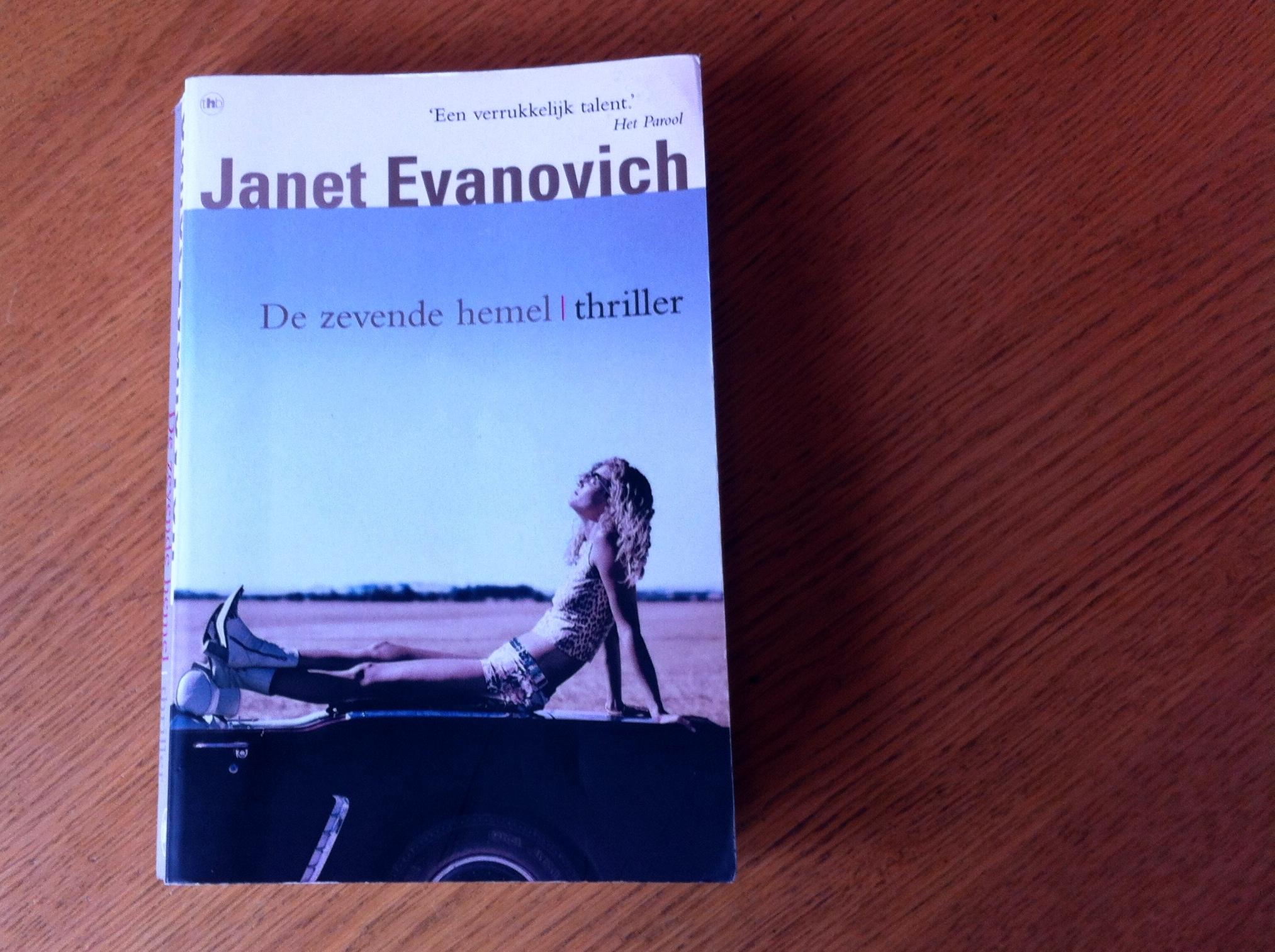 201402 Evanovich - Zevende hemel
