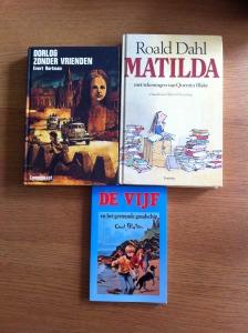 20141012 Mathilde, de vijf en oorlog zonder vrienden
