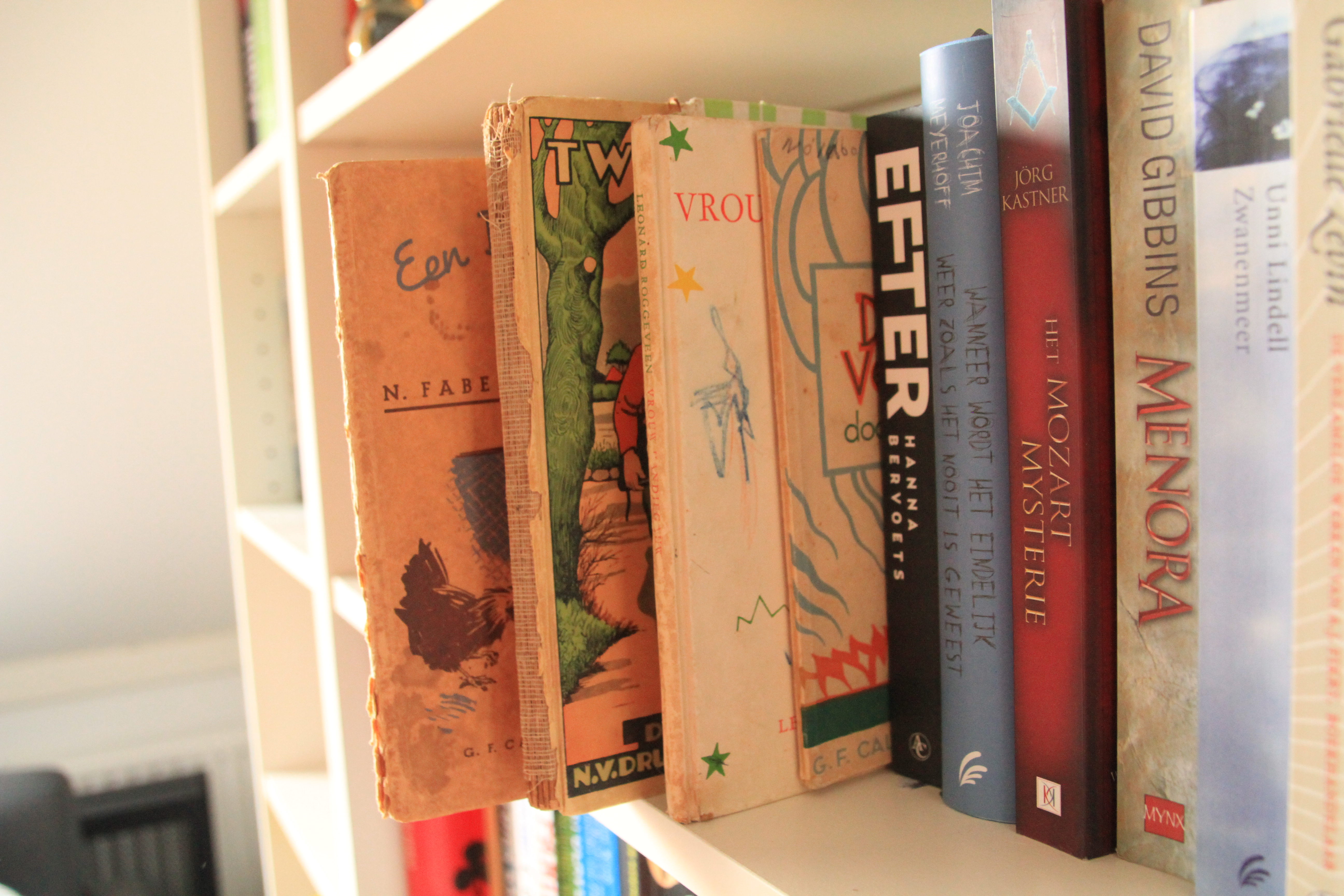 De boekenkast van..... Sue | Boekenz