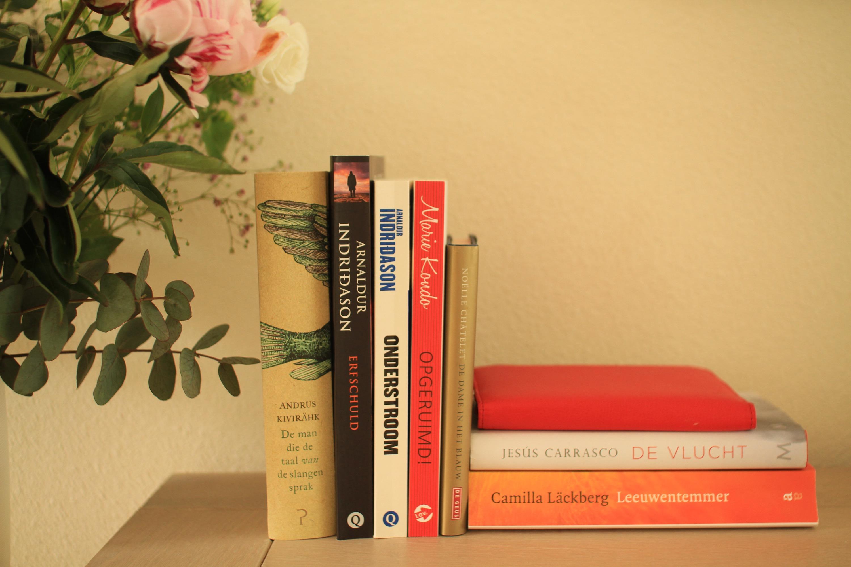 Mei een opgeruimd huis en veel leesplezier boekenz for Boek opgeruimd