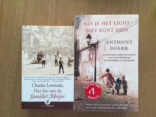 Een paar boeken die ik van de SOTTBC kreeg