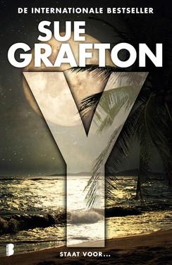Y staat voor... Sue Grafton