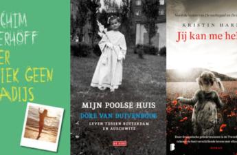 Verwacht: boeken augustus 2018