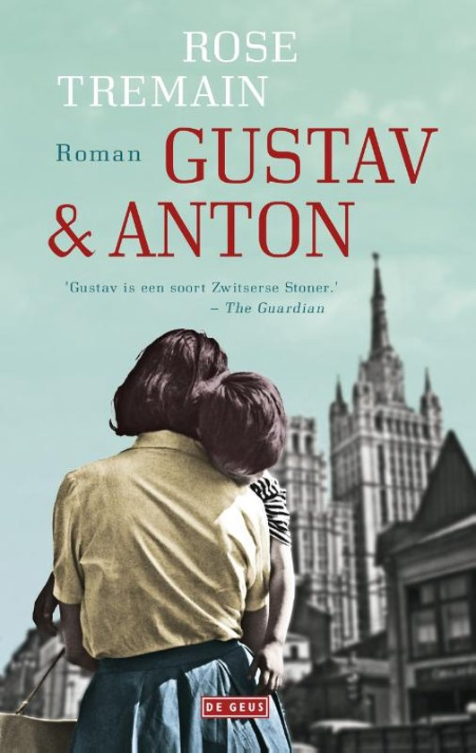 Gustav & Anton van Rose Tremain