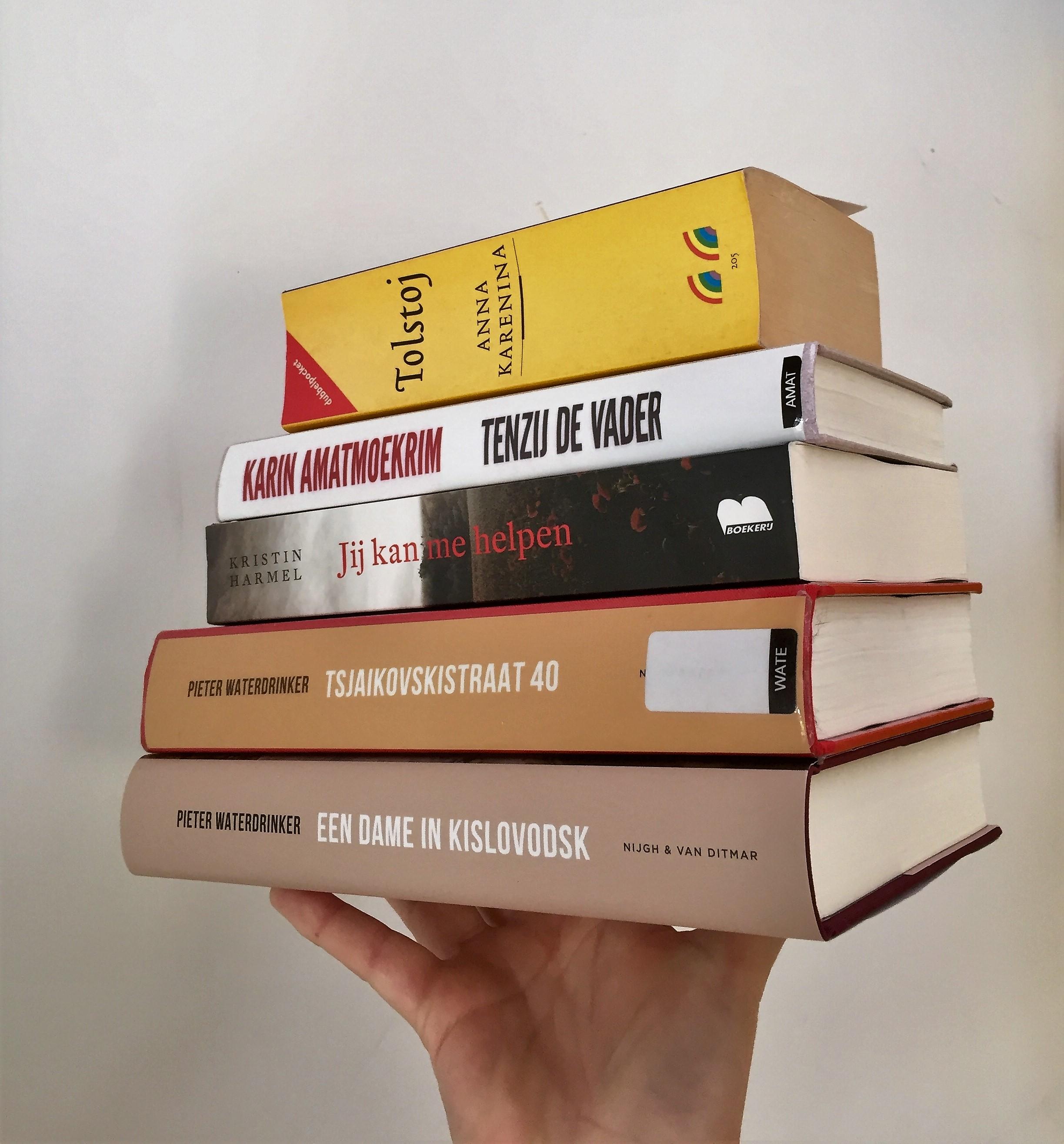 Van boekenkast tot blog #9 | Boekenz