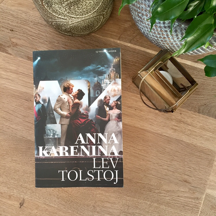Anna Karenina van Tolstoj