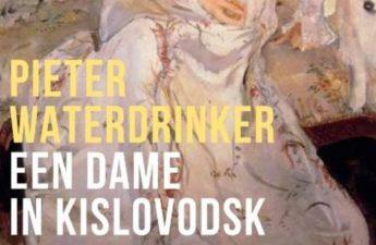 Een dame in Kislovodsk van Pieter Waterdrinker