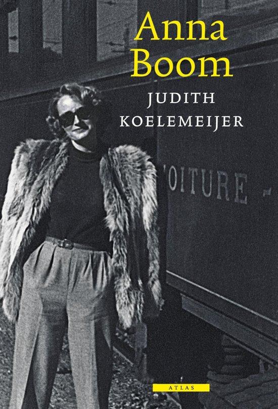 Anna Boom van Judith Koelemijer