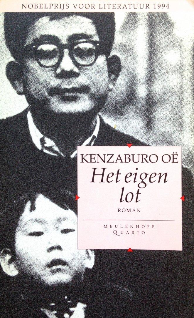Het eigen lot Kenzaburo Oe