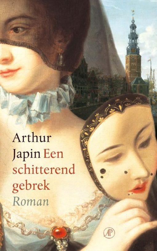 arthur japin - een schitterend gebrek