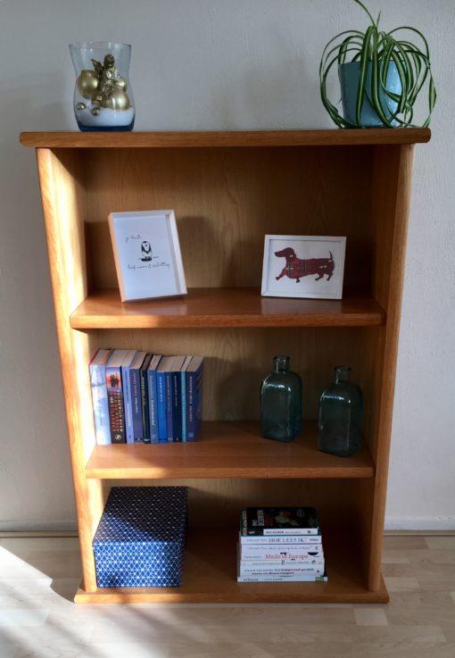 De boekenkast van Sandra