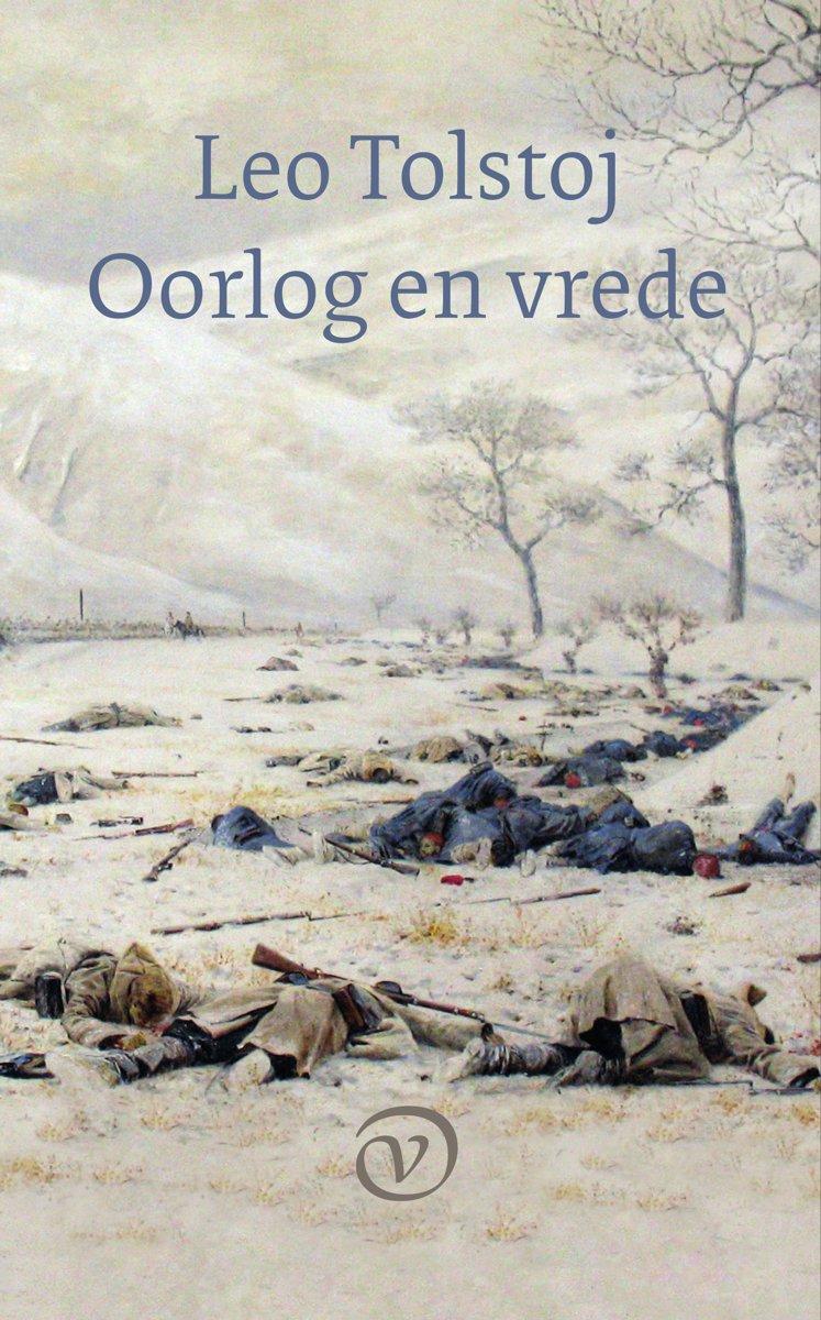Oorlog en vrede van Tolstoj