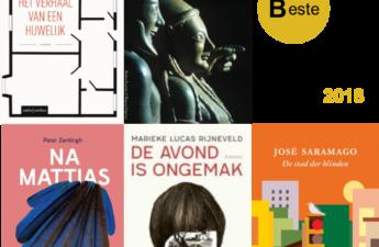 beste boeken 2018