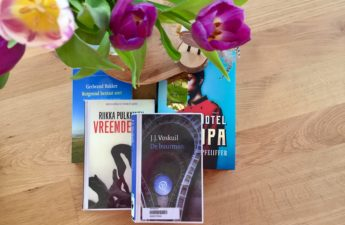 Van boekenkast naar blog