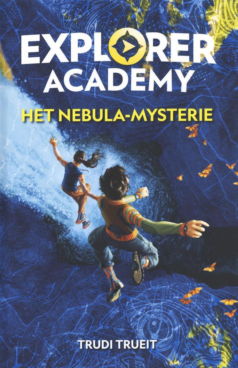 Het Nebula-mysterie Trudi Trueit