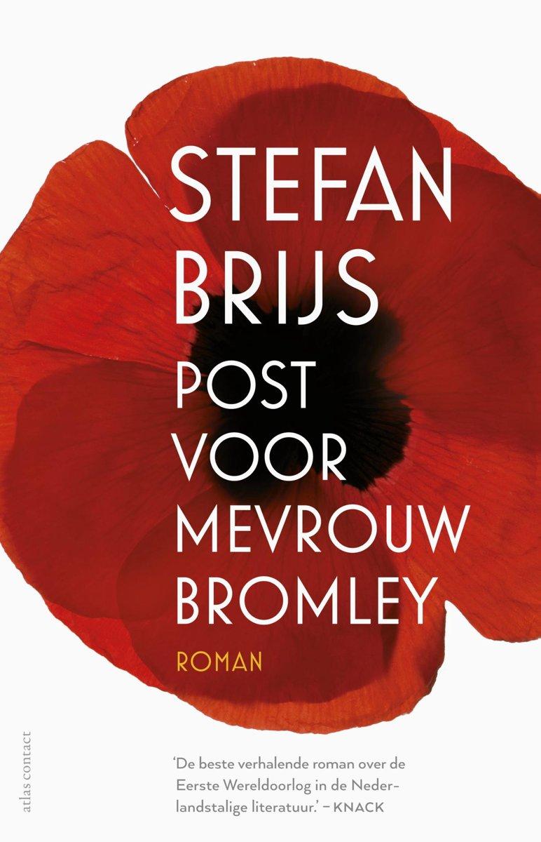 Post voor mevrouw Bromley Stefan Brijs