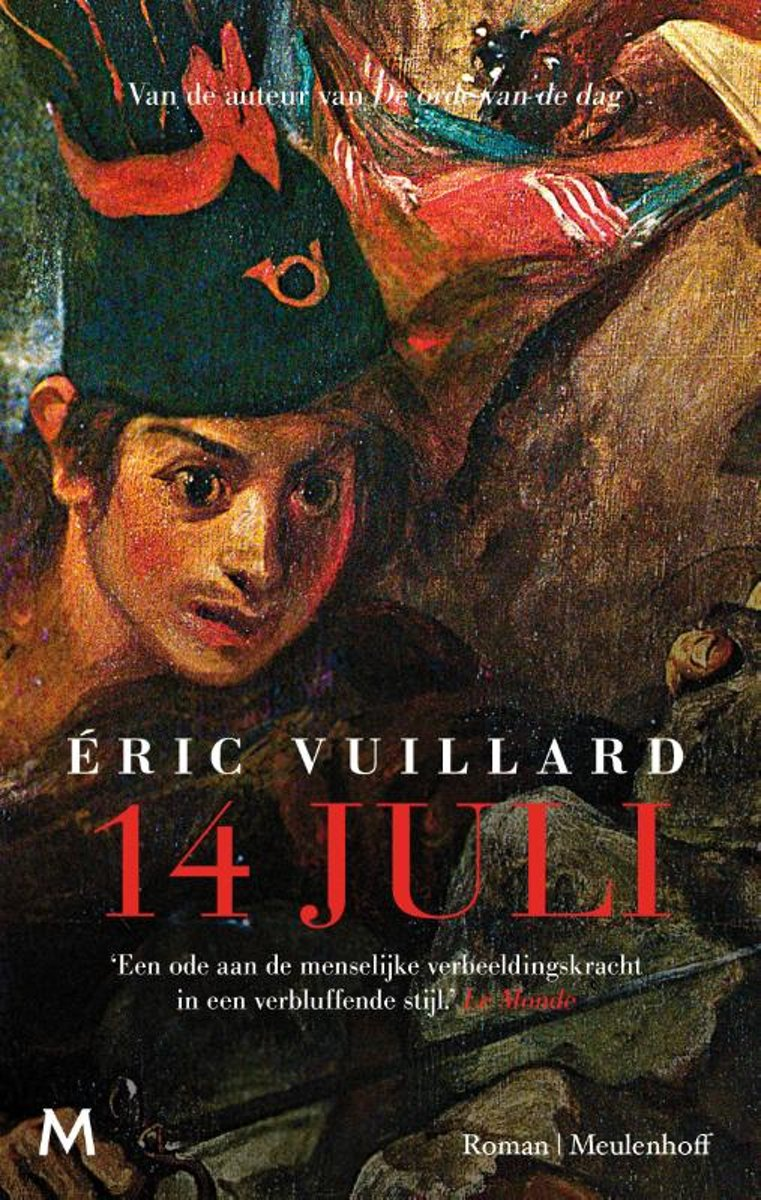 14 juli Eric Vuillard