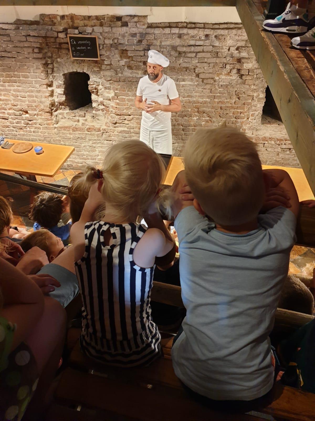 Bakkerijmuseum in Hattem