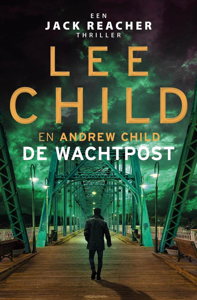 De wachtpost - Lee Child